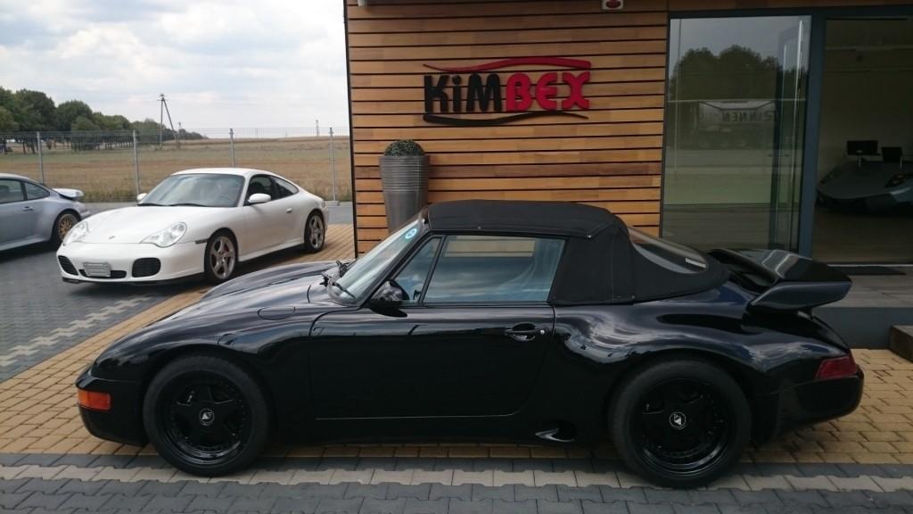 porsche 911 cabrio strosek 964 c2 39 92 kimbex dream cars. Black Bedroom Furniture Sets. Home Design Ideas