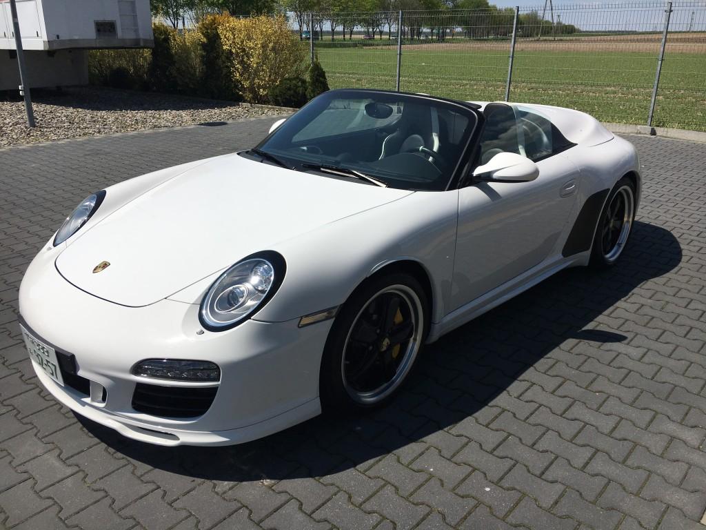Porsche 997 Speedster Limited Nr 179 356 Kimbex Dream Cars