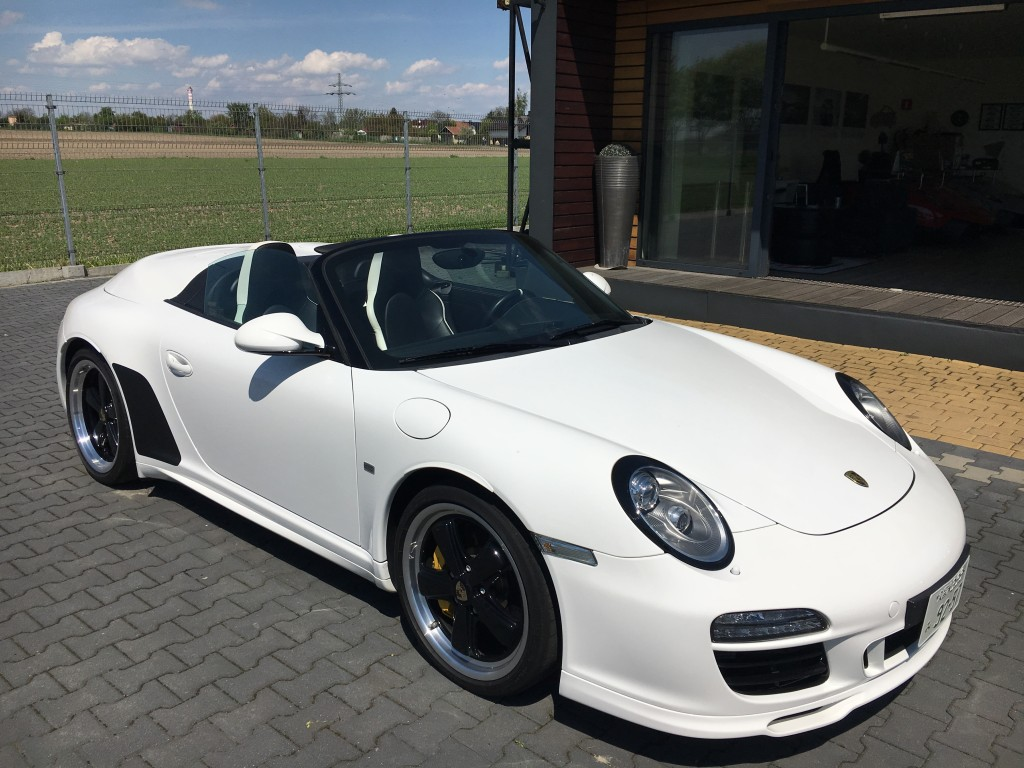 Porsche 997 Speedster Limited Nr 179 356 Kimbex Dream Cars