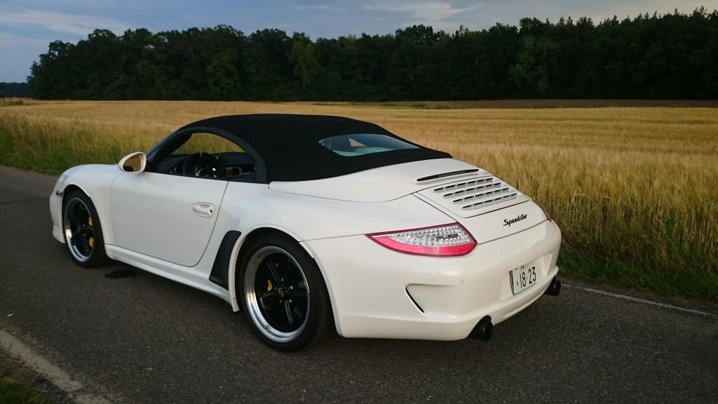 Porsche 911 Speedster 997 Kimbex Dream Cars