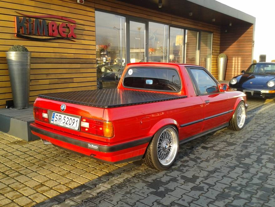 Bmw 325i E30 Pickup Kimbex Dream Cars