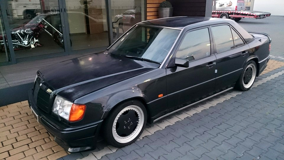 Mercedes benz 300e amg w124 39 91 kimbex dream cars for 91 mercedes benz