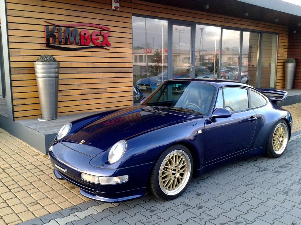 Porsche 993 C2 96 Like New Kimbex Dream Cars
