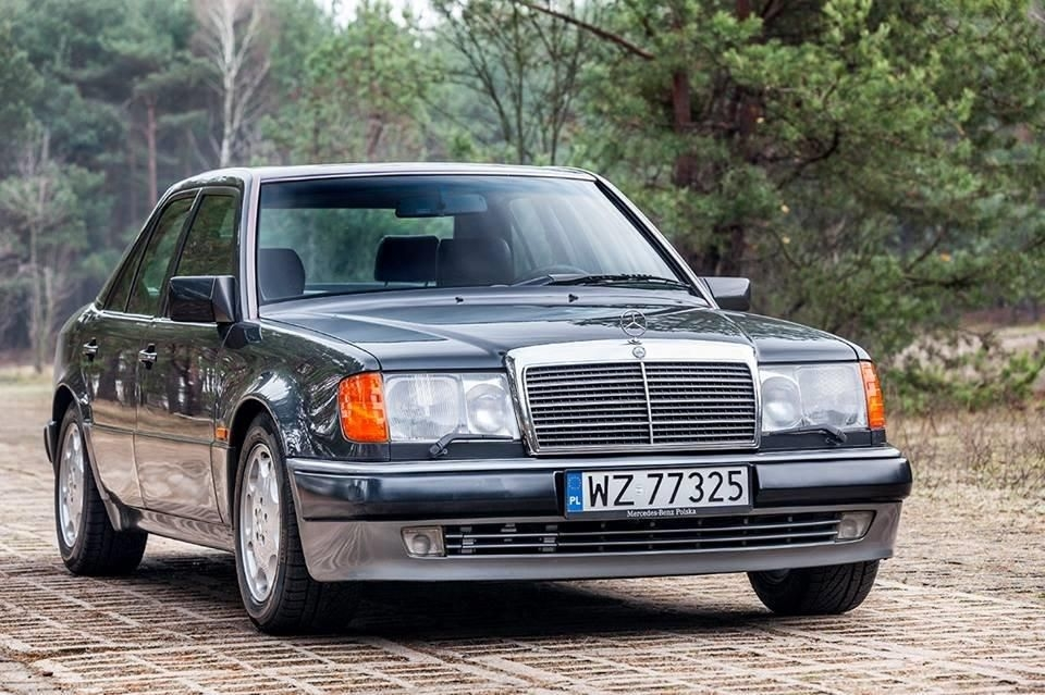 Mercedes benz e500 w124 39 91 kimbex dream cars for 91 mercedes benz