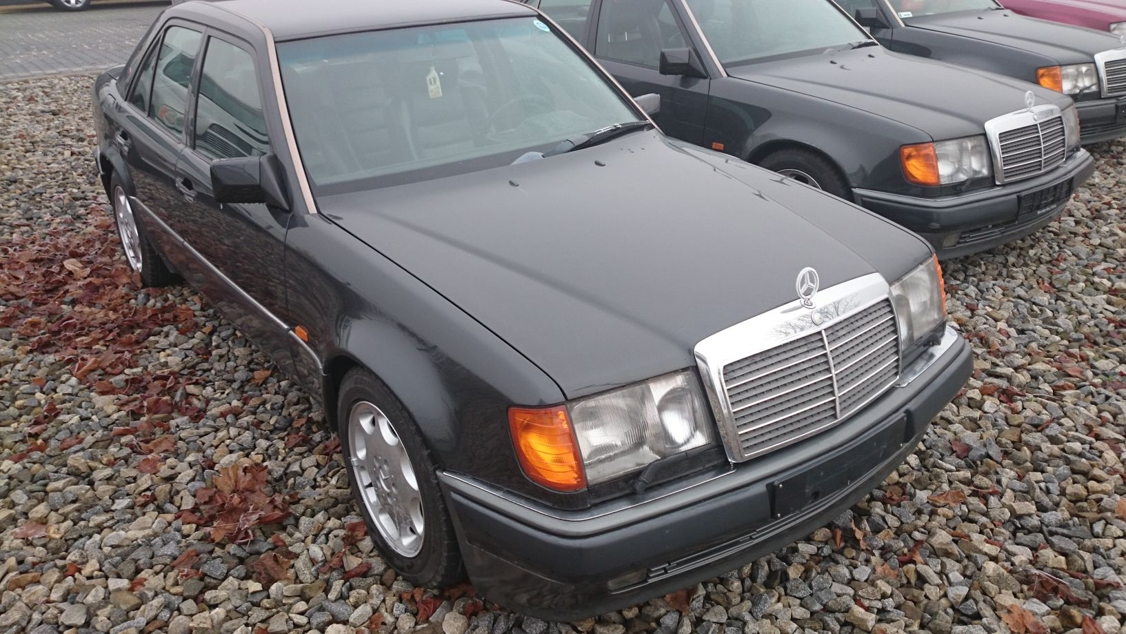 Mercedes benz 500e w124 39 91 kimbex dream cars for 91 mercedes benz