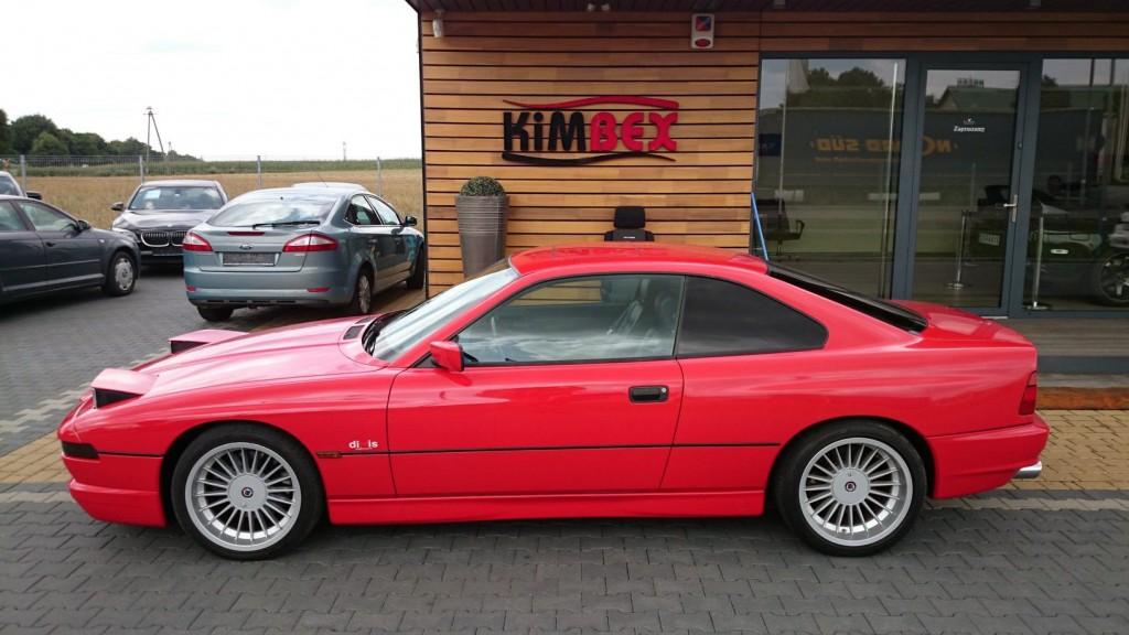 Bmw 840 Ci E31 95 Kimbex Dream Cars
