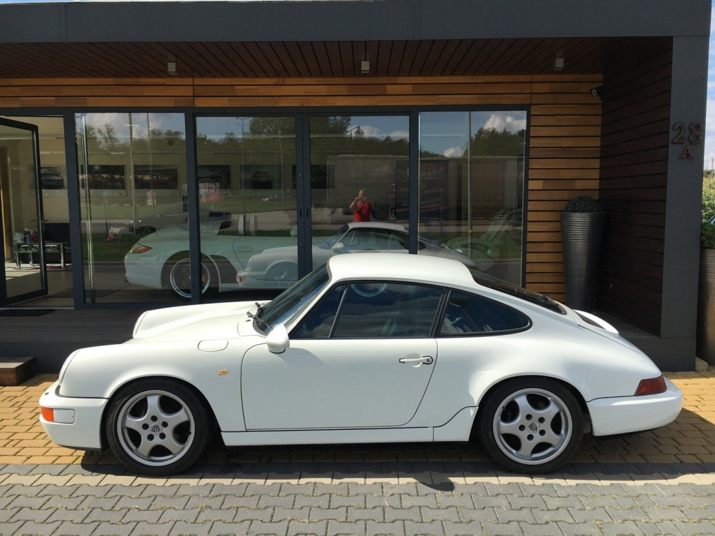 Porsche 911 Carrera 4 964 C4 '89 | Kimbex Dream Cars