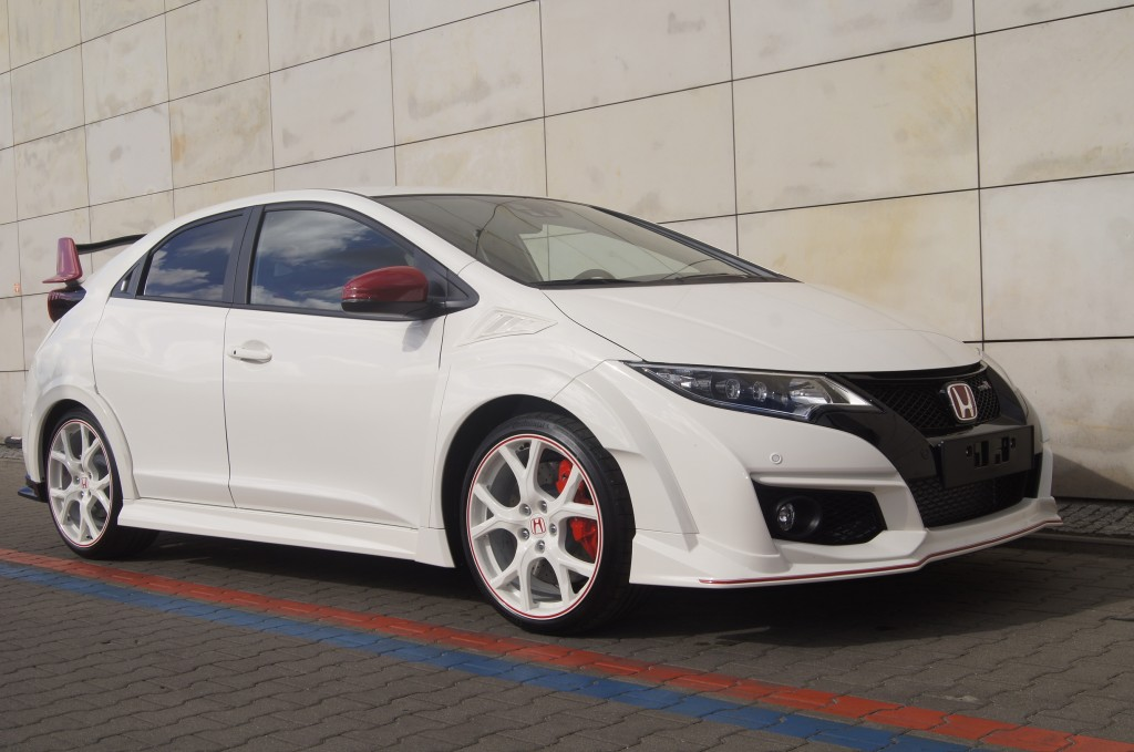 Honda Civic Type R White Edition Limited 1 Of 150 Kimbex