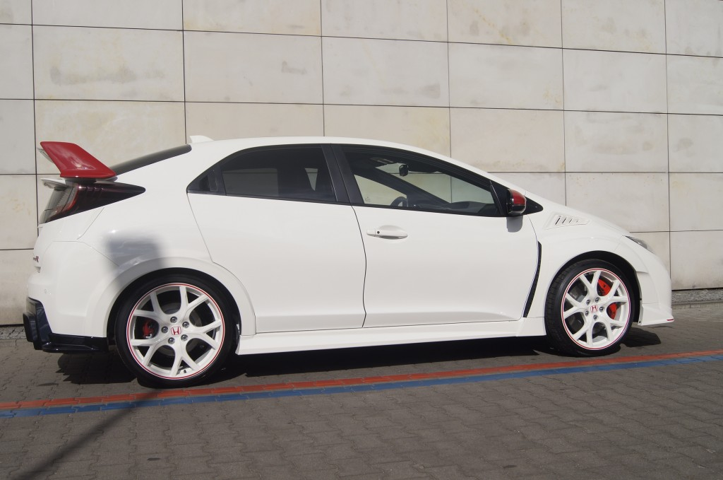 2016 Honda Civic Type R Price >> Honda Civic Type R White Edition Limited 1 of 150 | Kimbex Dream Cars