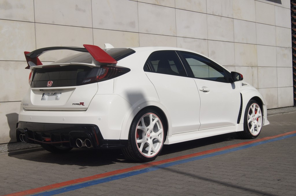 honda civic type r white edition limited 1 of 150 kimbex dream cars. Black Bedroom Furniture Sets. Home Design Ideas