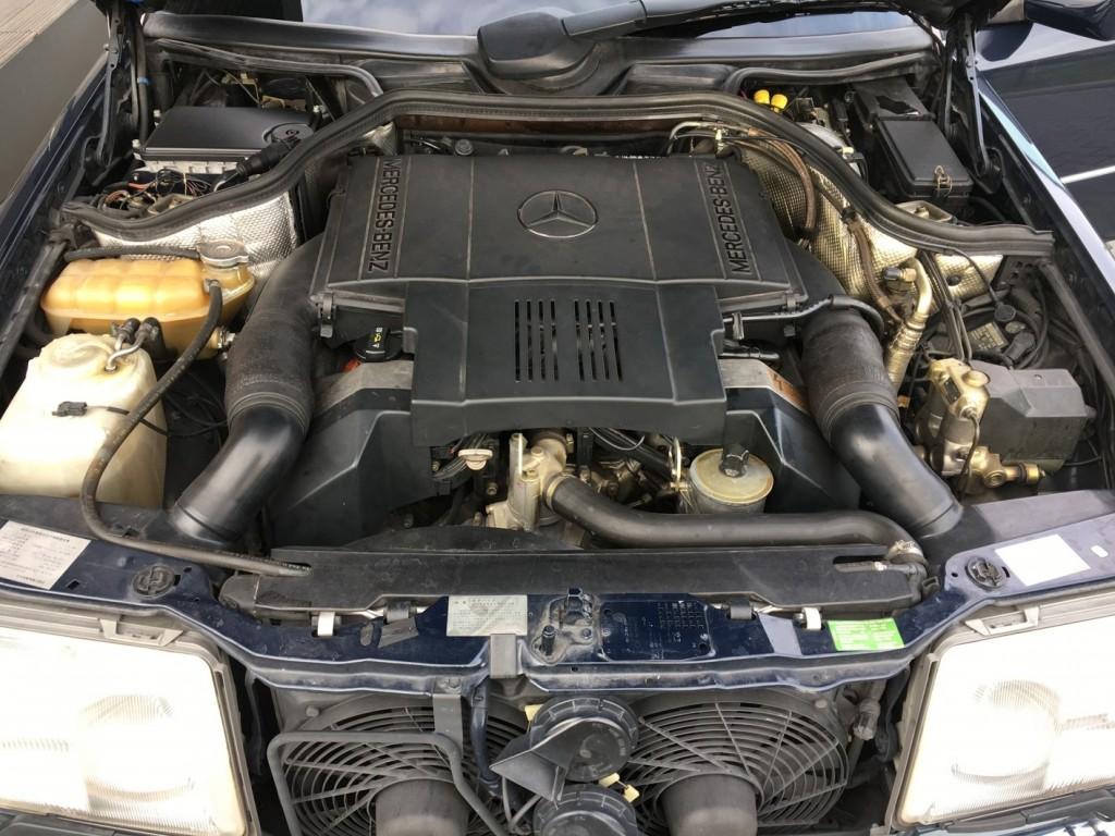 Mercedes Benz W124 E420 | Kimbex Dream Cars
