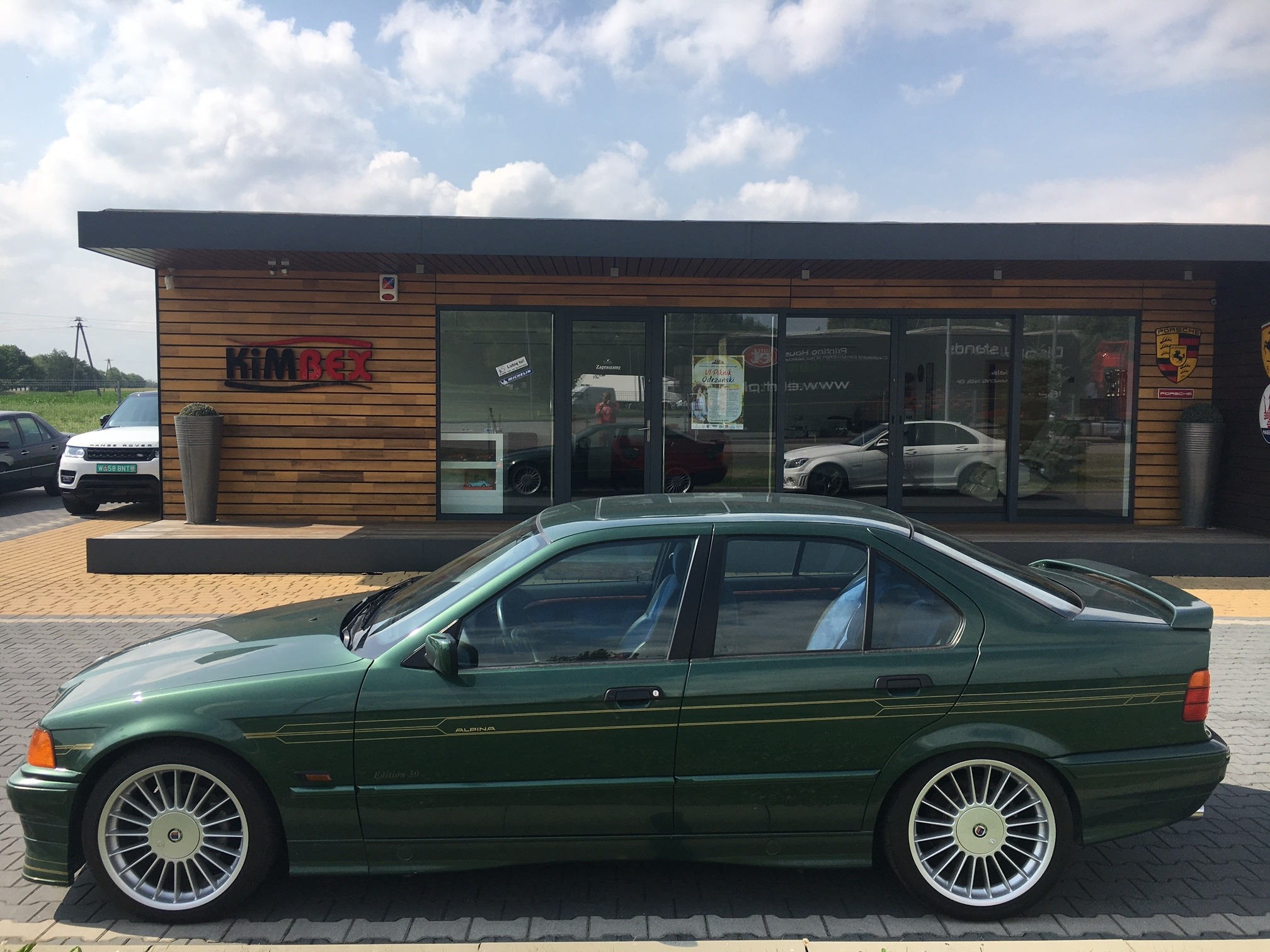 Alpina B3 E36 3 0 Ltd Kimbex Dream Cars