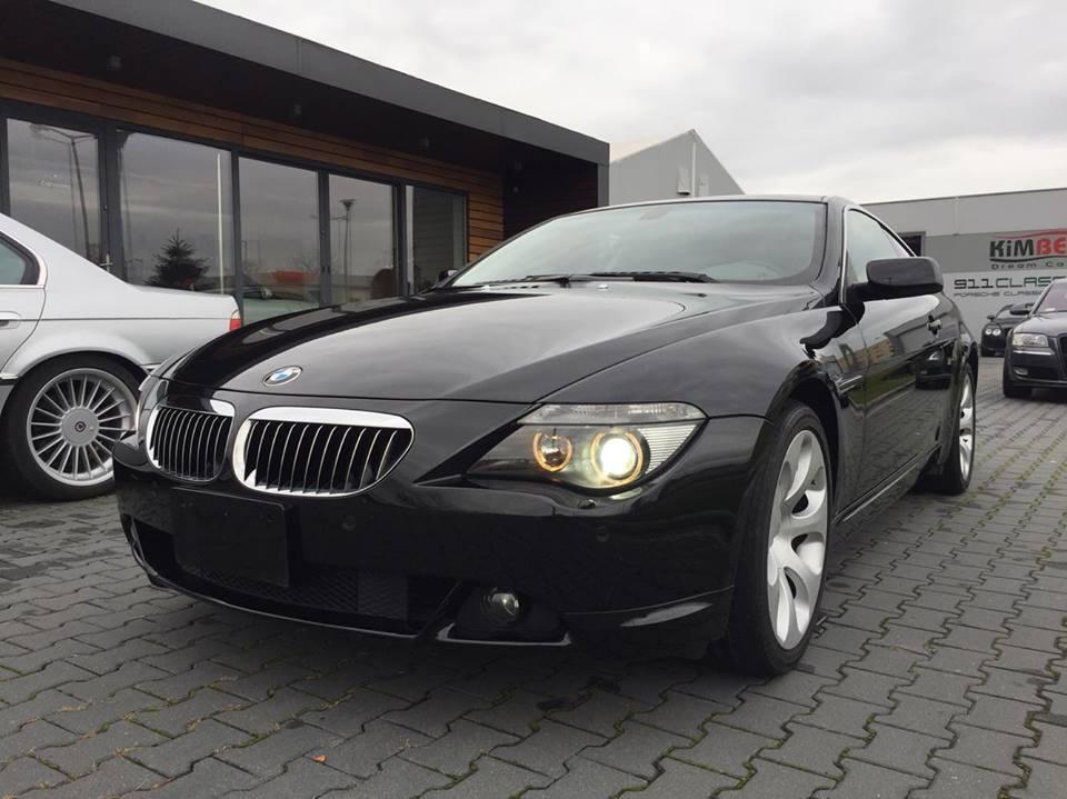 BMW I Coupe Kimbex Dream Cars - 645i bmw