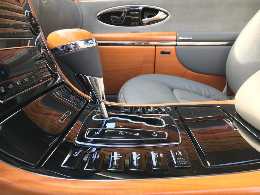 maybach 62 only 74669 km ! | kimbex dream cars