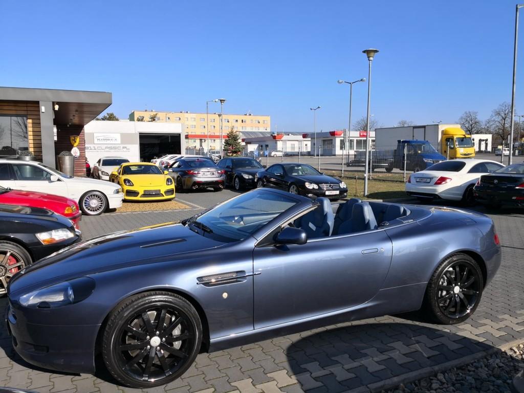 Aston Martin Db9 Volante Eu Model Kimbex Dream Cars