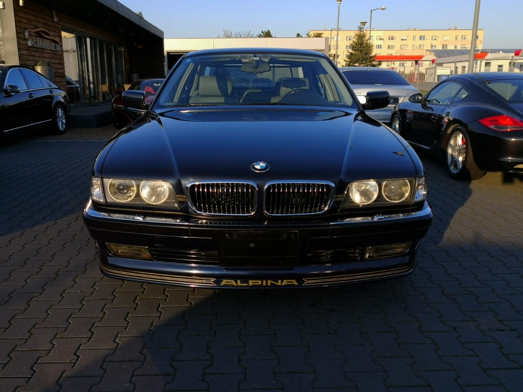 Bmw 740i E38 Alpina B12 Only 27900 Km Kimbex Dream Cars