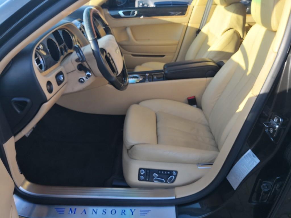 Bentley Flying Spur Mansory Body Interior Unique Kimbex Dream Cars